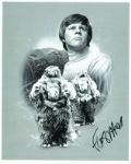 "Frazer Hines ""Jamie"" hand Signed 10 x 8 Photograph #3"